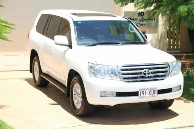 Discounted Used Toyota Landcruiser VX, Bundall, 2007 Toyota Landcruiser VX VDJ200R Wagon