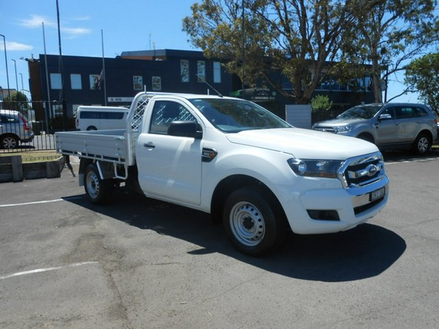 Used Ford Ranger XL 4x2, Nowra, 2016 Ford Ranger XL 4x2 Cab Chassis