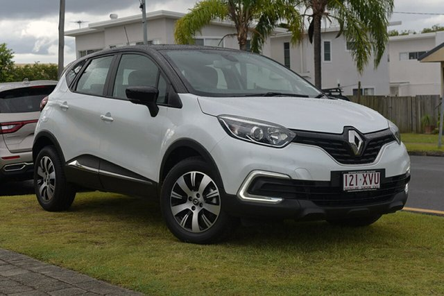 Discounted Demonstrator, Demo, Near New Renault Captur Zen EDC, Southport, 2017 Renault Captur Zen EDC Hatchback