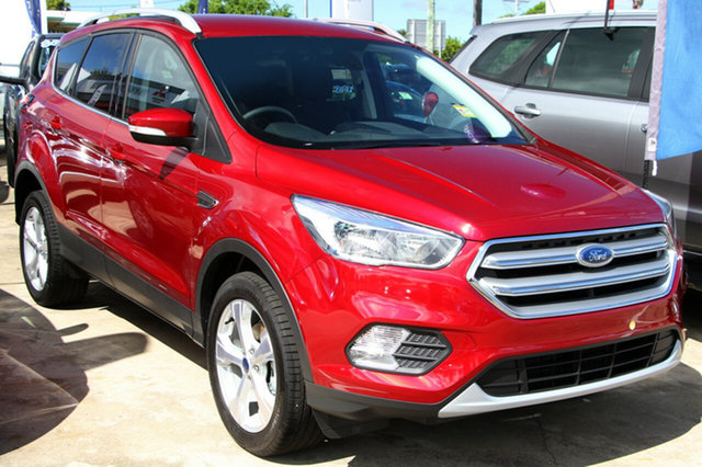 New Ford Escape Trend 2WD, Beaudesert, 2018 Ford Escape Trend 2WD Wagon