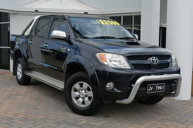 Discounted Used Toyota Hilux SR5, Southport, 2007 Toyota Hilux SR5 Utility