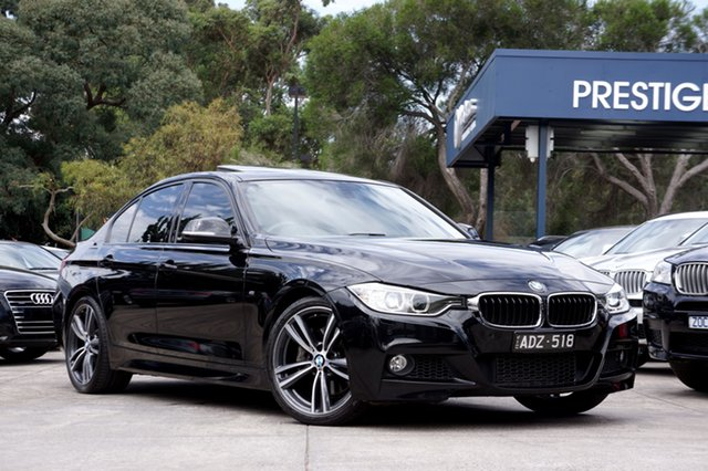 Used BMW 335i M Sport, Balwyn, 2015 BMW 335i M Sport Sedan