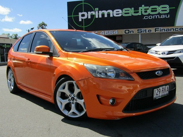 Used Ford Focus XR5 Turbo, Loganholme, 2010 Ford Focus XR5 Turbo Hatchback