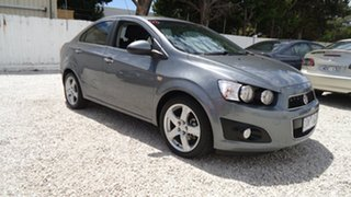 2013 Holden Barina CDX Sedan.