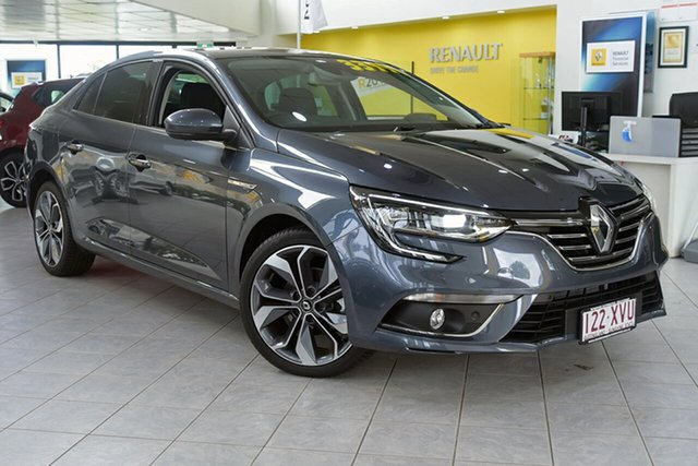 Discounted Demonstrator, Demo, Near New Renault Megane Intens EDC, Southport, 2017 Renault Megane Intens EDC Sedan