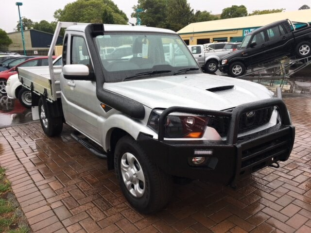 New Mahindra Pik-Up MY18 Next Ge , Toowoomba, 2017 Mahindra Pik-Up MY18 Next Ge Cab Chassis