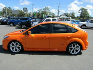 2010 Ford Focus XR5 Turbo Hatchback.