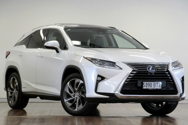 Used Lexus RX450H Sports Luxury, Adelaide, 2016 Lexus RX450H Sports Luxury Wagon