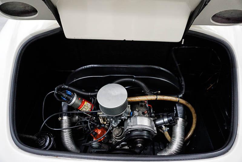 1976 Porsche 356 Speedster