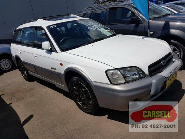 Used Subaru Outback, Campbelltown, 2001 Subaru Outback Wagon
