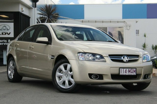 Used Holden Berlina, Bowen Hills, 2008 Holden Berlina Sedan