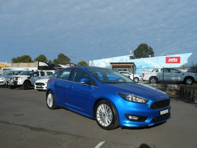 Used Ford Focus Sport, Nowra, 2016 Ford Focus Sport Hatchback