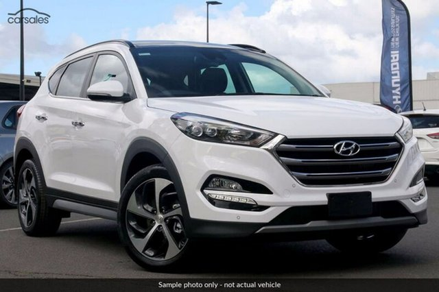 Discounted New Hyundai Tucson Highlander D-CT AWD, Southport, 2017 Hyundai Tucson Highlander D-CT AWD SUV
