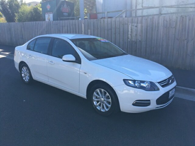 Used Ford Falcon XT, North Hobart, 2012 Ford Falcon XT Sedan