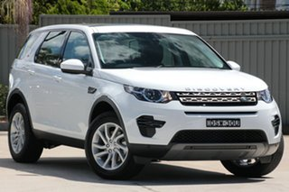 2017 Land Rover Discovery Sport TD4 132kW SE Wagon.