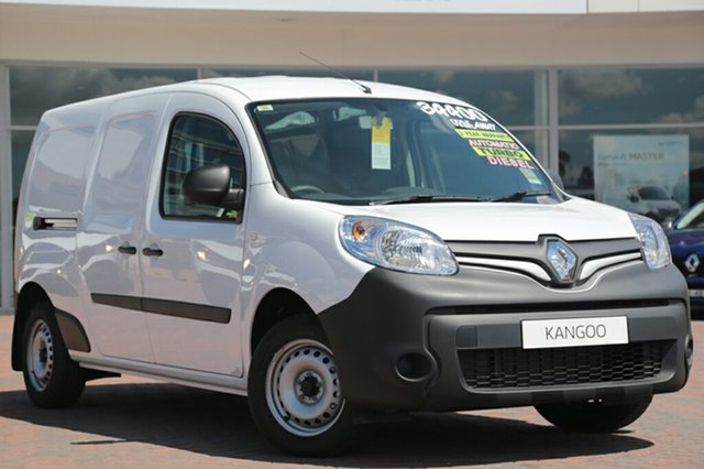 Discounted Demonstrator, Demo, Near New Renault Kangoo Maxi LWB EDC, Southport, 2017 Renault Kangoo Maxi LWB EDC Van