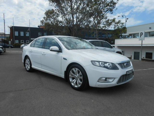 Used Ford Falcon G6E, Nowra, 2010 Ford Falcon G6E Sedan
