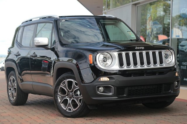 Discounted New Jeep Renegade Limited DDCT, Southport, 2017 Jeep Renegade Limited DDCT SUV