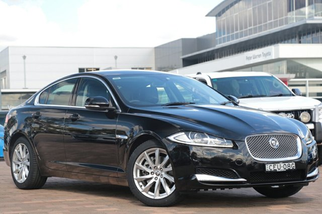 Used Jaguar XF Luxury, Warwick Farm, 2011 Jaguar XF Luxury Sedan