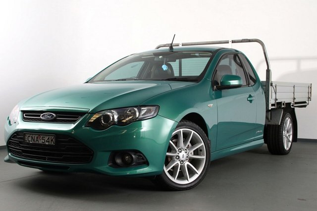 Used Ford Falcon XR6 Ute Super Cab EcoLPi, Southport, 2012 Ford Falcon XR6 Ute Super Cab EcoLPi Utility