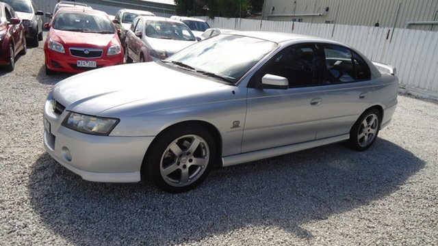 Used Holden Commodore SV6, Seaford, 2004 Holden Commodore SV6 Sedan