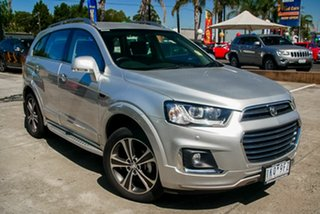 Demonstrator, Demo, Near New Holden Captiva 7 LTZ (AWD), Oakleigh, 2017 Holden Captiva 7 LTZ (AWD) CG MY16 Wagon
