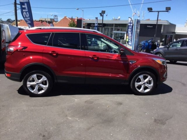 Demonstrator, Demo, Near New Ford Escape Trend 2WD, Hobart, 2017 Ford Escape Trend 2WD Wagon