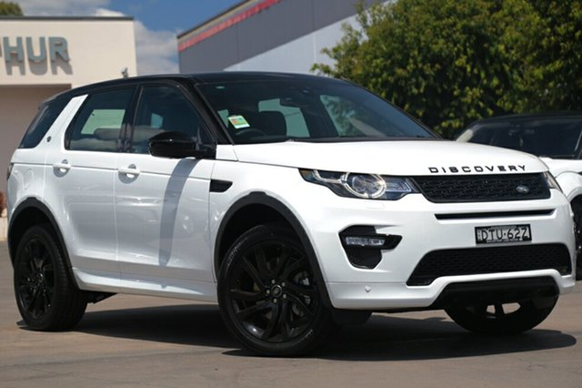 Demonstrator, Demo, Near New Land Rover Discovery Sport SD4 HSE, Southport, 2017 Land Rover Discovery Sport SD4 HSE SUV