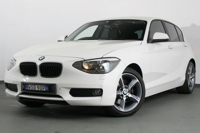 Used BMW 125I Steptronic, Narellan, 2012 BMW 125I Steptronic Hatchback