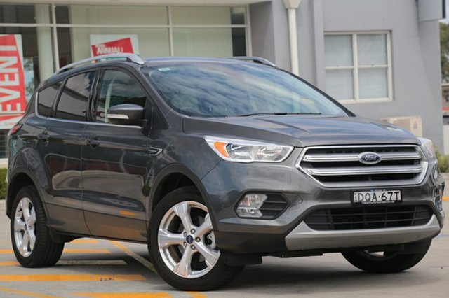 Discounted Demonstrator, Demo, Near New Ford Escape Trend 2WD, Southport, 2017 Ford Escape Trend 2WD SUV