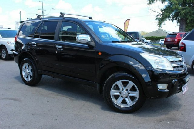 Used Great Wall X240, Tingalpa, 2010 Great Wall X240 Wagon
