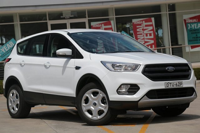 Discounted Demonstrator, Demo, Near New Ford Escape Ambiente 2WD, Southport, 2018 Ford Escape Ambiente 2WD SUV