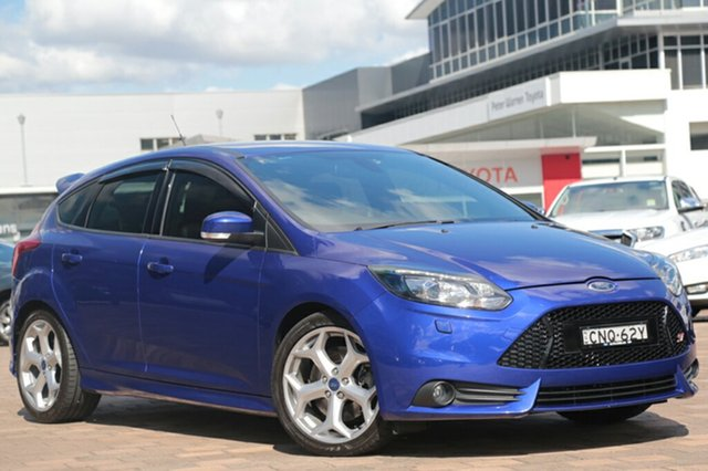 Used Ford Focus ST, Southport, 2013 Ford Focus ST Hatchback