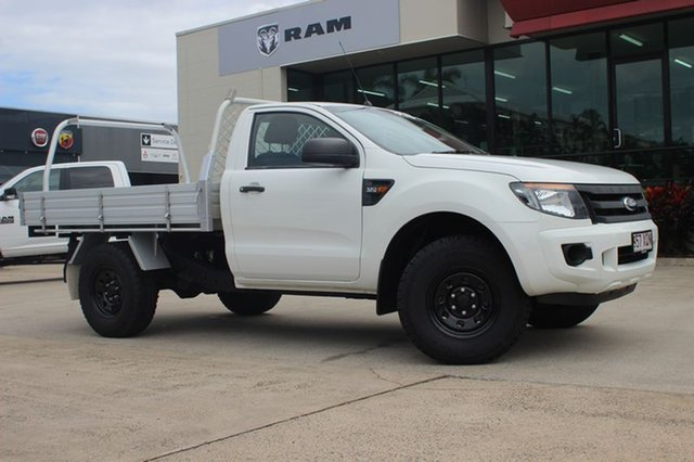 Used Ford Ranger XL, Cairns, 2015 Ford Ranger XL Cab Chassis
