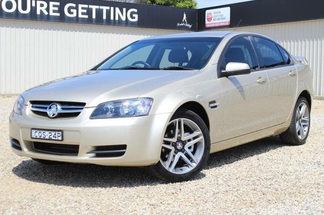 Used Holden Commodore Omega 60th Anniversary, Bathurst, 2008 Holden Commodore Omega 60th Anniversary Sedan