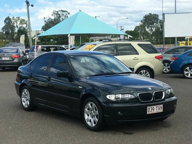 Used BMW 318I Executive, Wacol, 2004 BMW 318I Executive Sedan