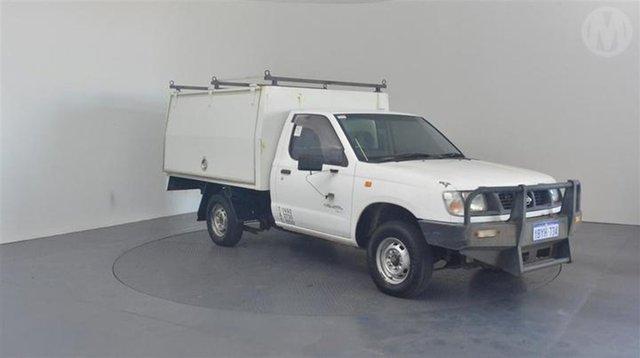 Used Nissan Navara DX (4x2), Altona North, 1999 Nissan Navara DX (4x2) Cab Chassis