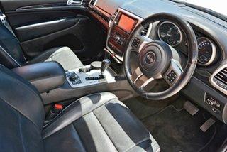 2012 Jeep Grand Cherokee Overland Wagon.