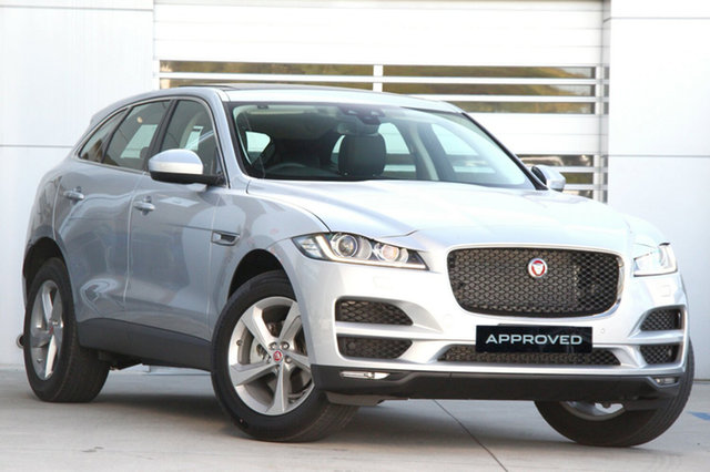 Discounted Used Jaguar F-PACE 25T Prestige, Gardenvale, 2018 Jaguar F-PACE 25T Prestige Wagon