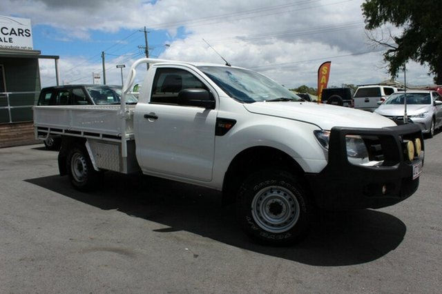Used Ford Ranger XL, Tingalpa, 2012 Ford Ranger XL Cab Chassis