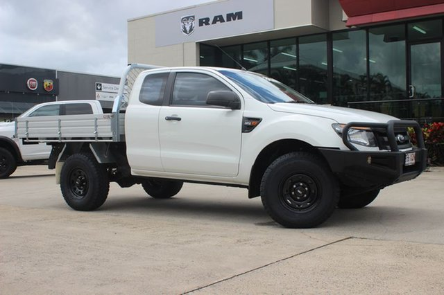 Used Ford Ranger XL Super Cab, Cairns, 2014 Ford Ranger XL Super Cab Cab Chassis