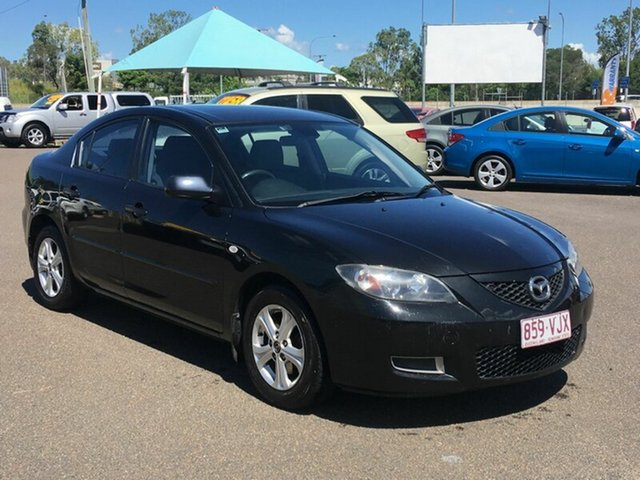 Used Mazda 3, Wacol, 2007 Mazda 3 Sedan