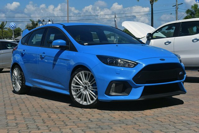 Discounted New Ford Focus RS AWD, Southport, 2017 Ford Focus RS AWD Hatchback