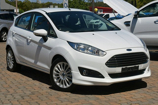 Discounted Demonstrator, Demo, Near New Ford Fiesta Sport PwrShift, Southport, 2017 Ford Fiesta Sport PwrShift Hatchback