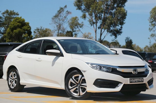 Discounted Demonstrator, Demo, Near New Honda Civic VTi, Southport, 2017 Honda Civic VTi Sedan