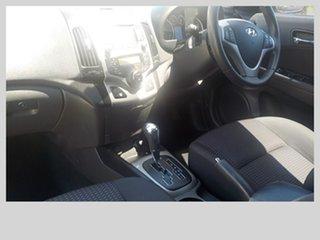 2011 Hyundai i30 Hatchback.