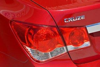 2011 Holden Cruze CD Sedan.