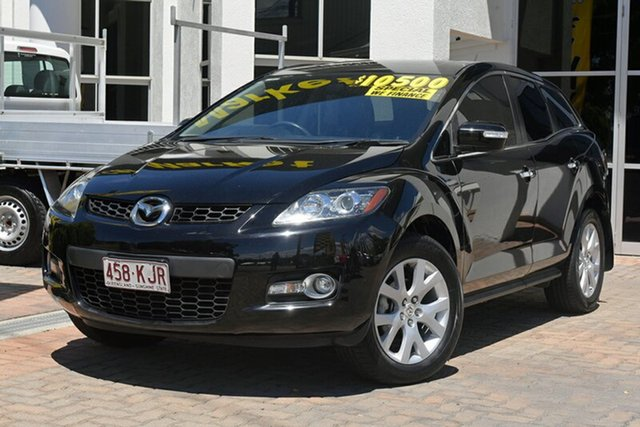 Discounted Used Mazda CX-7 Luxury, Southport, 2007 Mazda CX-7 Luxury SUV