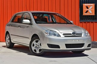 2007 Toyota Corolla Ascent Hatchback.