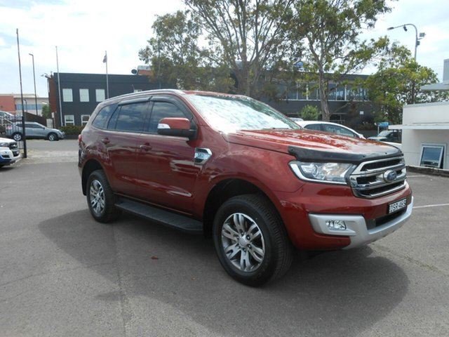 Used Ford Everest Trend RWD, Nowra, 2016 Ford Everest Trend RWD Wagon